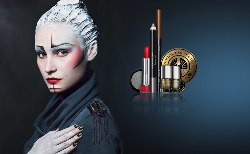 covergirl hunger games2 CoverGirl Gets Inspired by The Hunger Games for Capitol Beauty Collection