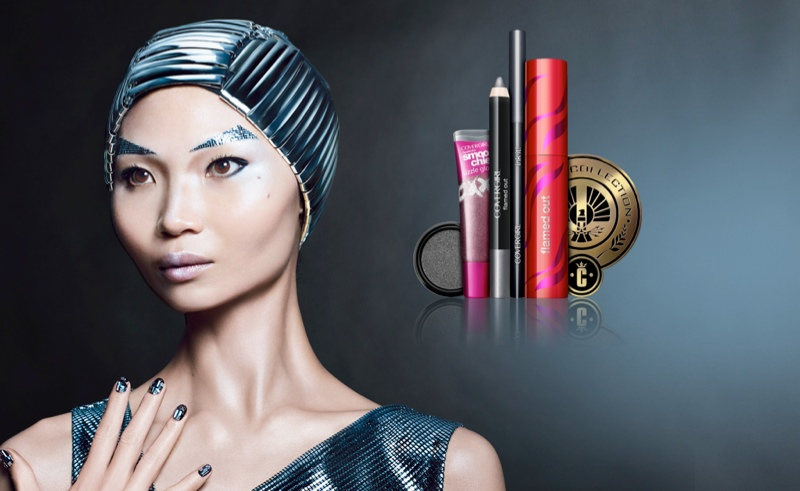 covergirl hunger games3 CoverGirl Gets Inspired by The Hunger Games for Capitol Beauty Collection