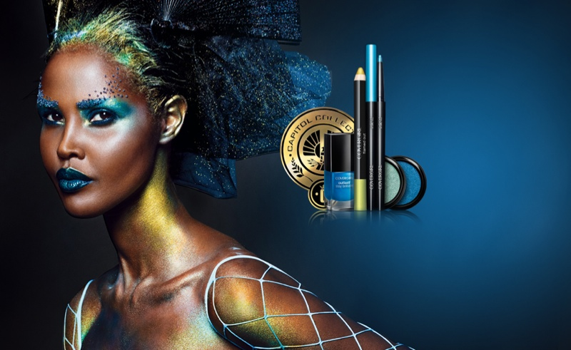 covergirl hunger games4 CoverGirl Gets Inspired by The Hunger Games for Capitol Beauty Collection