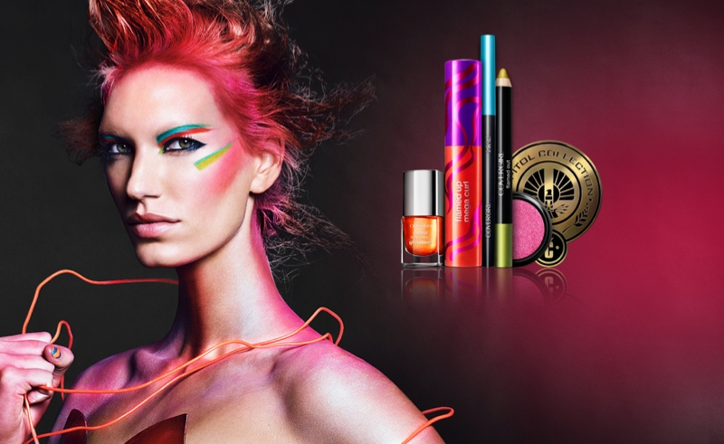 "CoverGirl Gets Inspired by The Hunger Games for ""Capitol Beauty"" Collection"