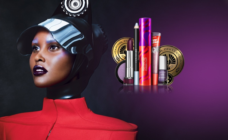 covergirl hunger games6 CoverGirl Gets Inspired by The Hunger Games for Capitol Beauty Collection