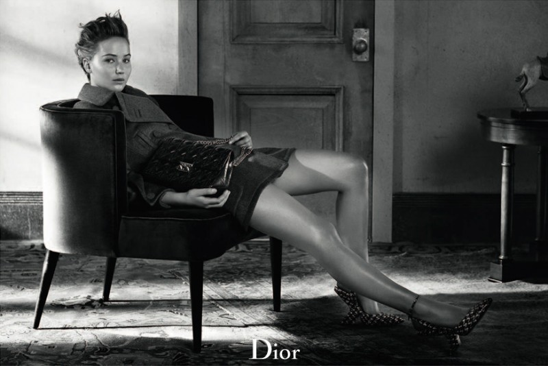 dior mag jennifer lawrence1 800x534 Jennifer Lawrence Sits for Dior Magazine Fall/Winter 2013