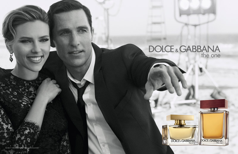 dolce gabbana scarlett johansson the one Scarlett Johansson Fronts Dolce & Gabbana The One Ads by Peter Lindbergh