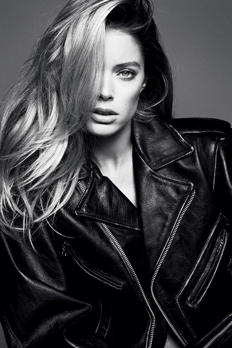 doutzen kroes pictures10 Doutzen Kroes Smolders in Industrie #6 by Erik Torstensson