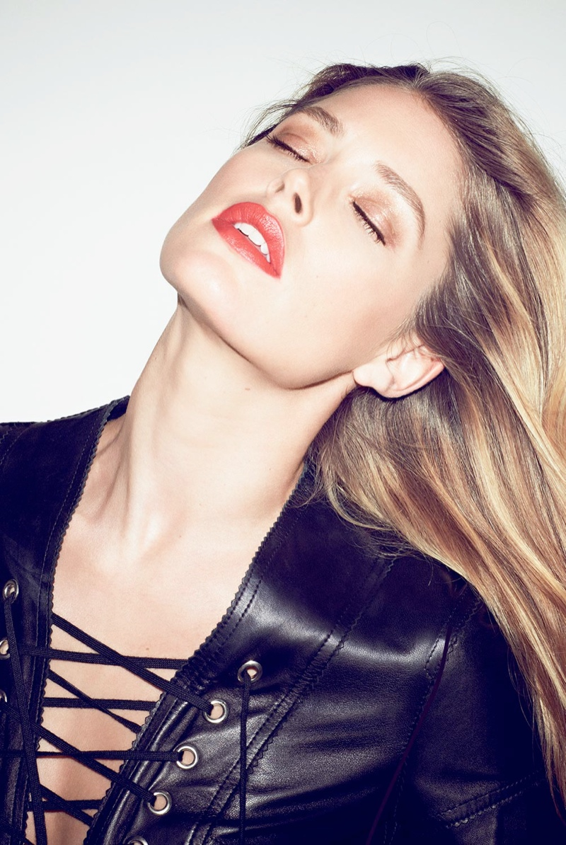 doutzen kroes pictures11 Doutzen Kroes Smolders in Industrie #6 by Erik Torstensson