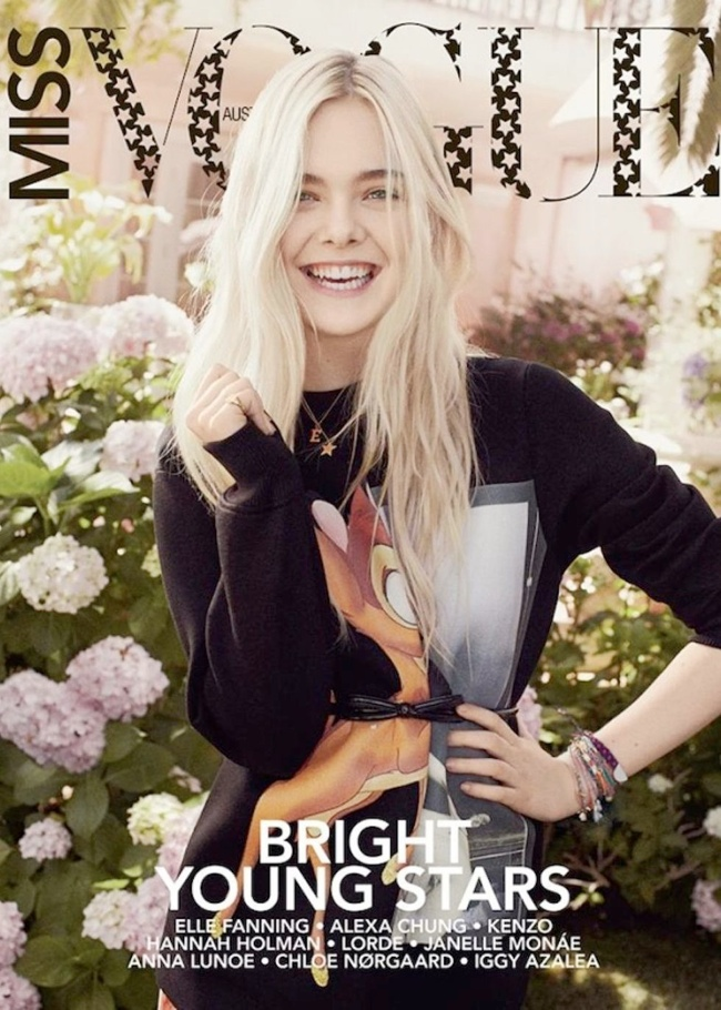 elle fanning givenchy bambi sweater Fall Must Have | Givenchys Bambi Sweatshirt