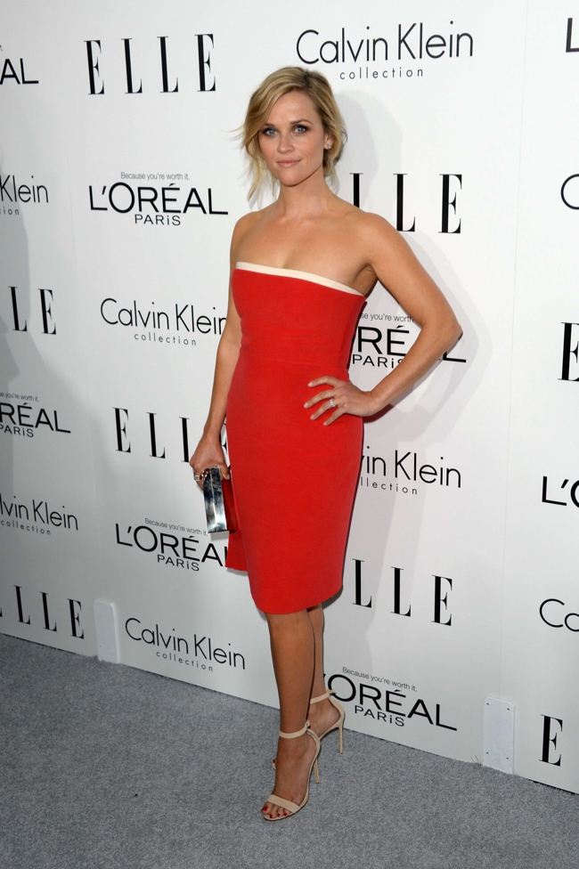 elle women in hollywood1 Reese Witherspoon, Marion Cotillard + More Stars Attend Elles Women in Hollywood Event