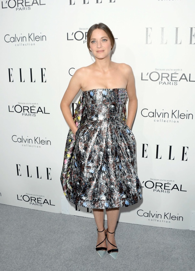 elle women in hollywood2 Reese Witherspoon, Marion Cotillard + More Stars Attend Elles Women in Hollywood Event