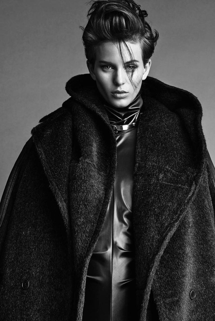 ellinore jimmy backius10 Ellinore Erichsen Rocks Androgynous Style for Madame Figaro by Jimmy Backius