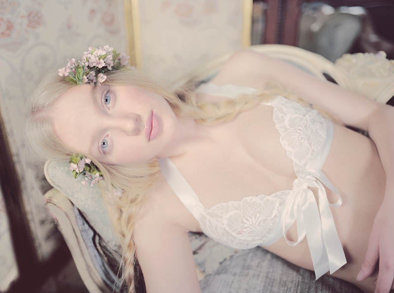 erin fetherston cosabella3 See Erin Fetherston x Cosabellas Bridal Lingerie Collaboration