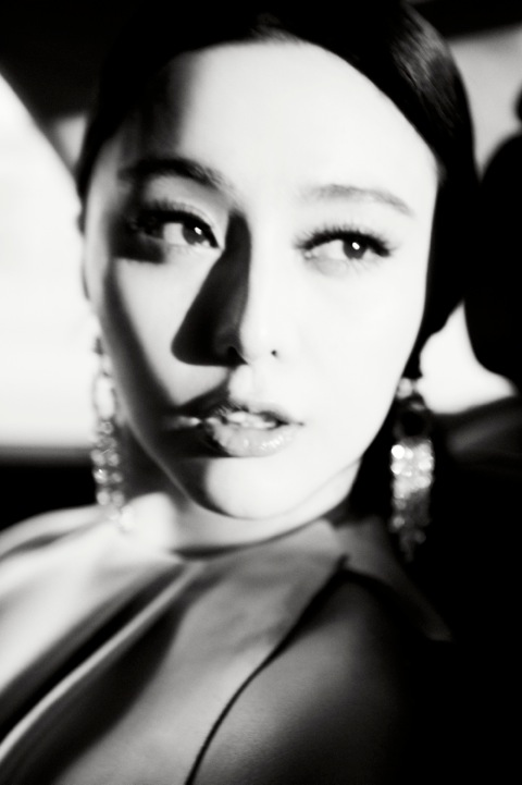 Fan Bingbing Poses for Ellen von Unwerth in W Magazine