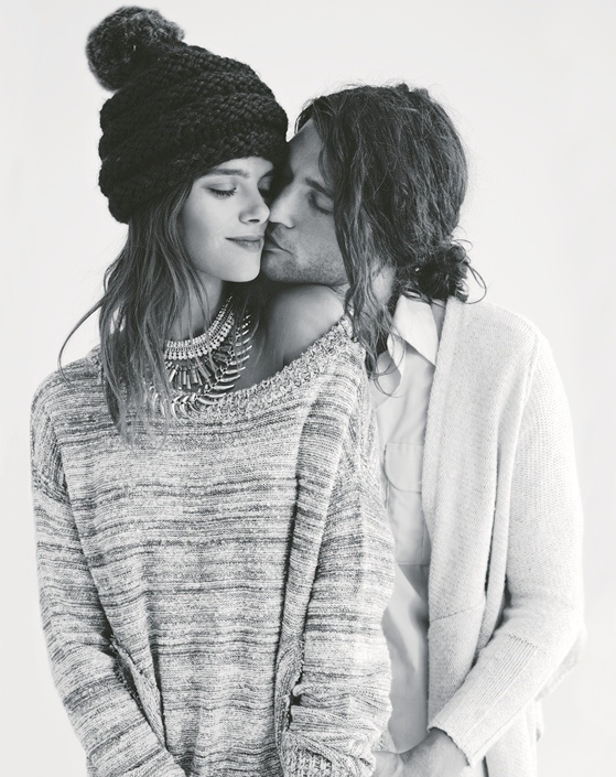 fp holiday lookbook6 Free People Taps Karlie Kloss, Anna Selezneva + More for Mystical Holiday