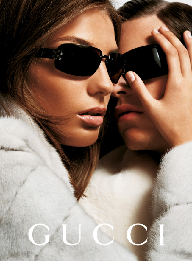 gucci fall 2004 campaign12 Throwback Thursday | Daria Werbowy for Gucci Fall 2004 Campaign