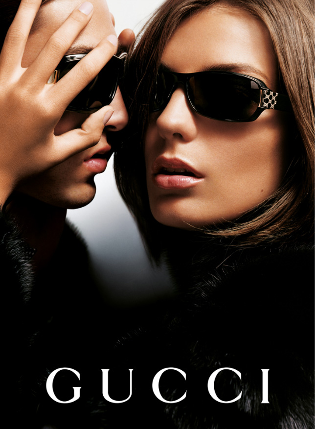 Throwback Thursday | Daria Werbowy for Gucci Fall 2004 Campaign
