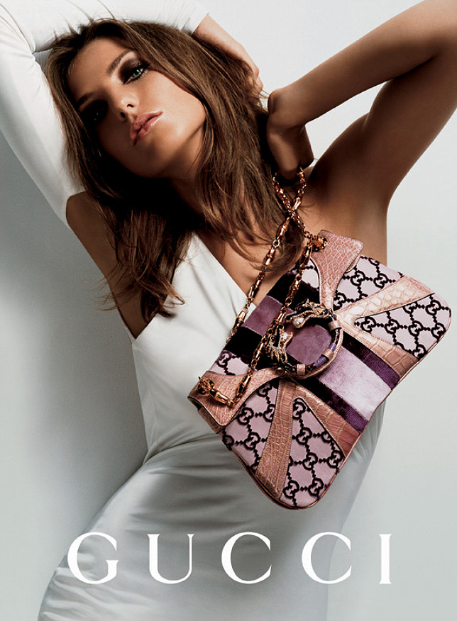 gucci fall 2004 campaign7 Throwback Thursday | Daria Werbowy for Gucci Fall 2004 Campaign