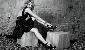 Heidi Mount Gets Dark for Blossom Berkofsky in Harper's Bazaar Latin America