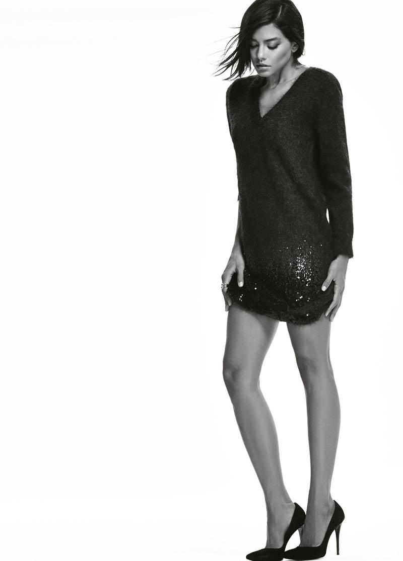 Heidy De la Rosa Stars in Harper's Bazaar Turkey October 2013 by Ergin Turunc