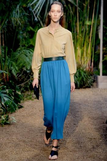 Hermès Spring/Summer 2014 | Paris Fashion Week