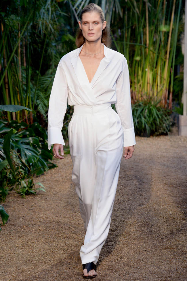 hermes spring 2014 38 5 Stunning Paris Fashion Week Spring/Summer 2014 Trends