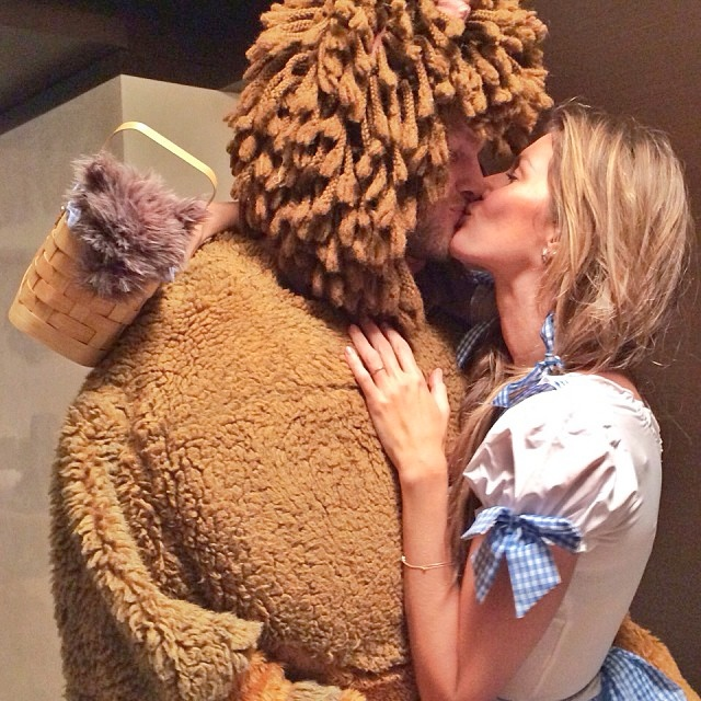 instagram halloween4 Happy Halloween! See Heidi Klum, Natasha Poly + More Models in Their Costumes