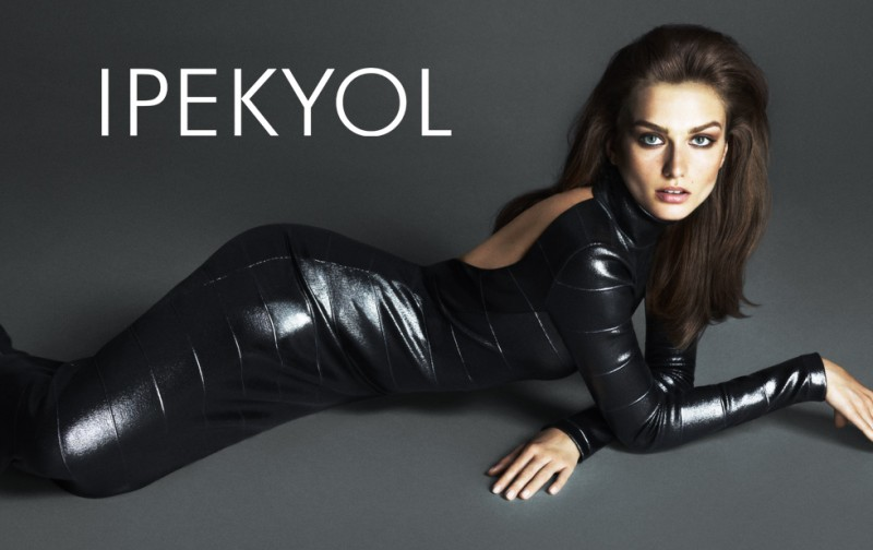 ipekyol fall winter ads1 800x504 Andreea Diaconu Fronts Ipekyol Fall 2013 Campaign by Mert & Marcus