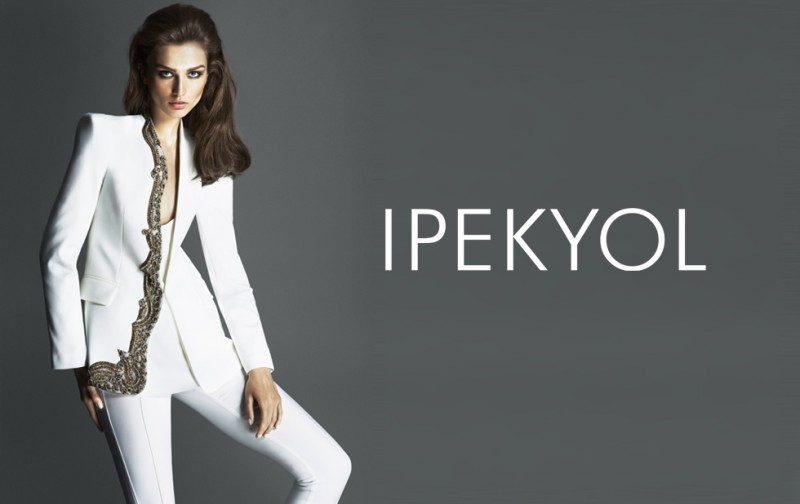 ipekyol fall winter ads3 800x504 Andreea Diaconu Fronts Ipekyol Fall 2013 Campaign by Mert & Marcus