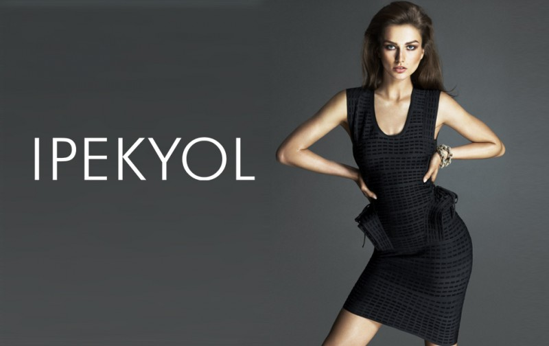 ipekyol fall winter ads5 800x504 Andreea Diaconu Fronts Ipekyol Fall 2013 Campaign by Mert & Marcus