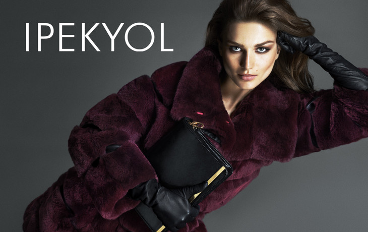 ipekyol fall winter ads6 Andreea Diaconu Fronts Ipekyol Fall 2013 Campaign by Mert & Marcus