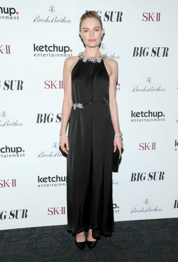 "Kate Bosworth Wears Christopher Kane at the ""Big Sur"" NYC Premiere"