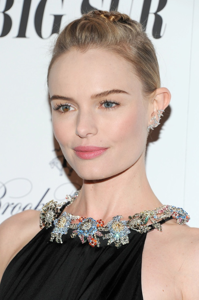 kate bosworth christopher kane3 Kate Bosworth Wears Christopher Kane at the Big Sur NYC Premiere