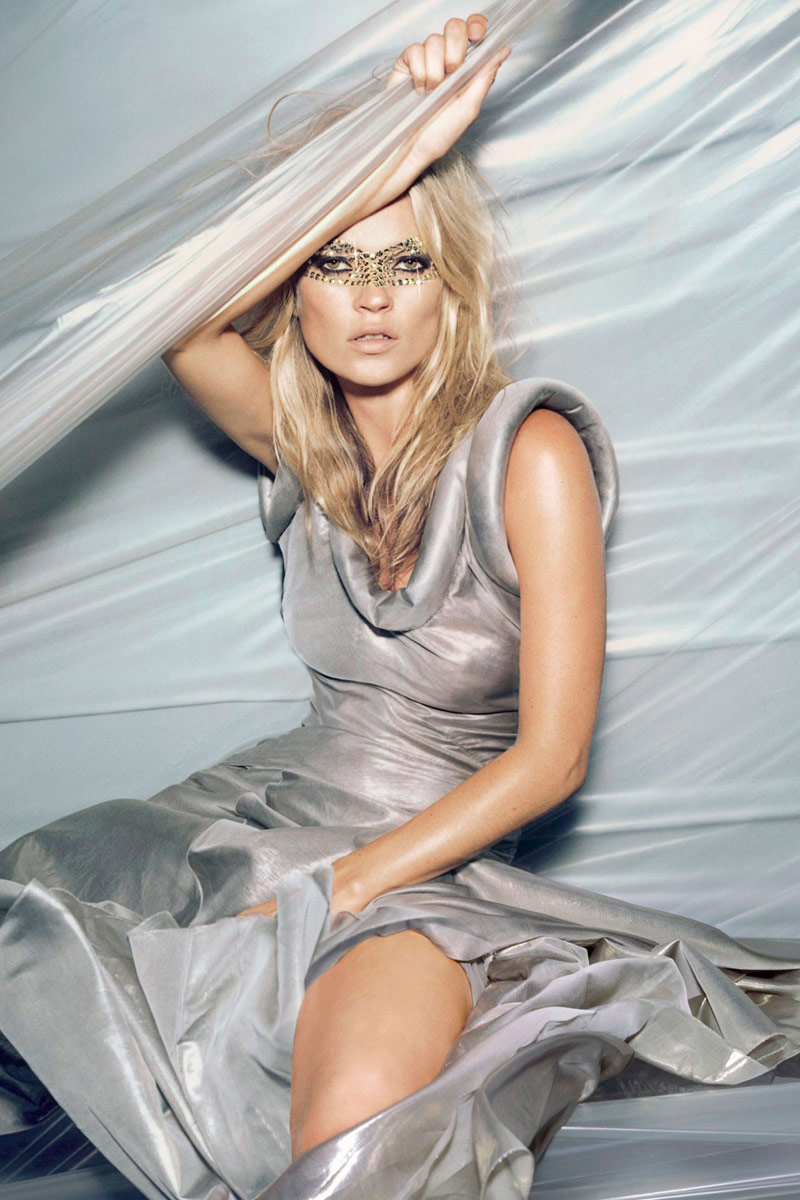 kate moss nick knight Kate Moss to Join Vogue UK Team as Fashion Editor