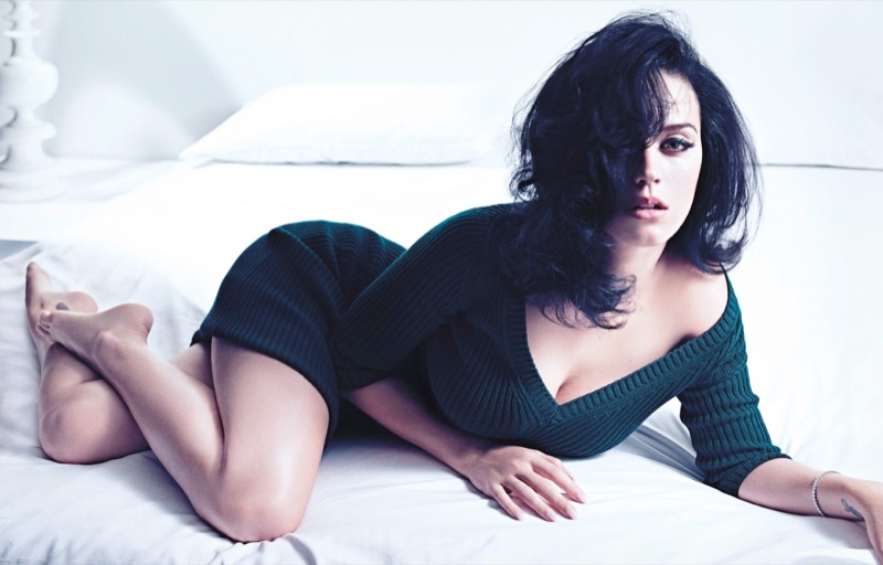katy perry mario sorrenti4 Katy Perry Gets Sultry for November 2013 Cover Story of W Magazine