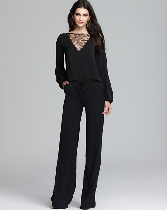 lace jumpsuit 5 Lace Looks of the Season