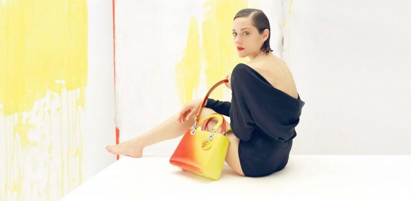 Marion Cotillard Stars in Lady Dior Resort 2014 Campaign by Tim Walker