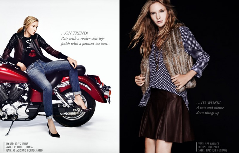 leather neiman marcus7 800x514 Dorothea Barth Jorgensen Wears Leather for Neiman Marcus Trendbook by Wendy Hope