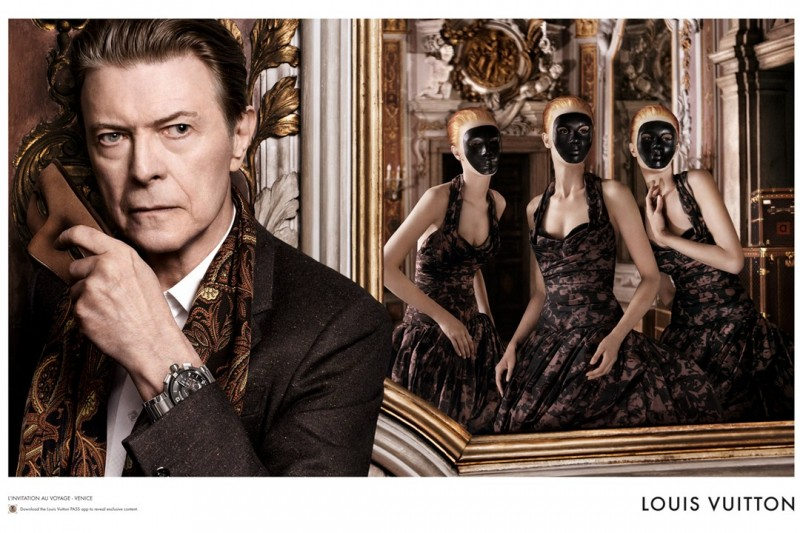 lv bowie 800x533 Arizona Muse Returns for Louis Vuitton LInvitation Au Voyage Campaign