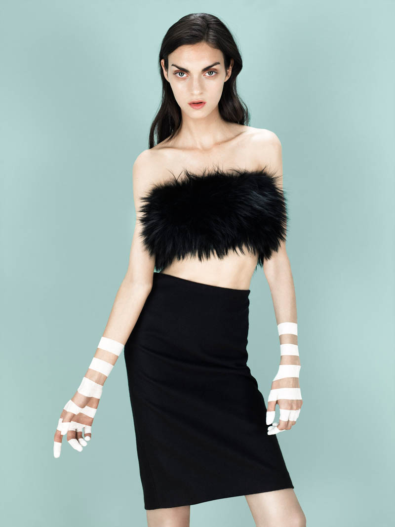 magda laguinge7 Magda Laguinge Models for Jens Langkjaer in Rika Spread