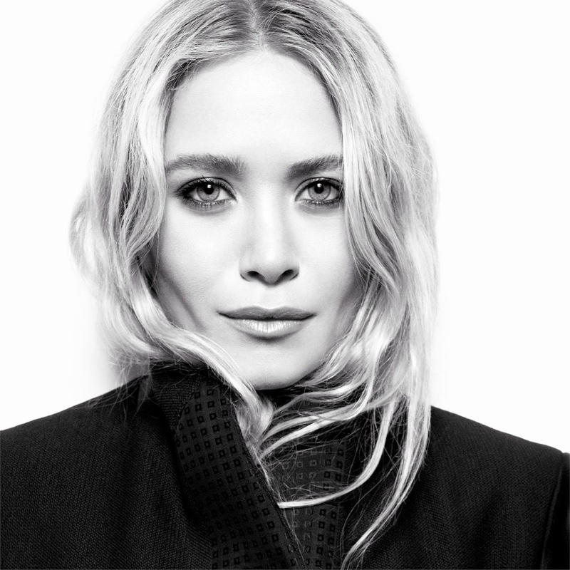 mary kate ashley5 Mary Kate & Ashley Olsen Pose Together for NET A PORTER Feature