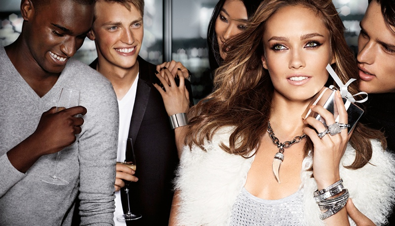 michael kors holiday4 Michael Kors Holiday 2013 Campaign Starring Karmen Pedaru