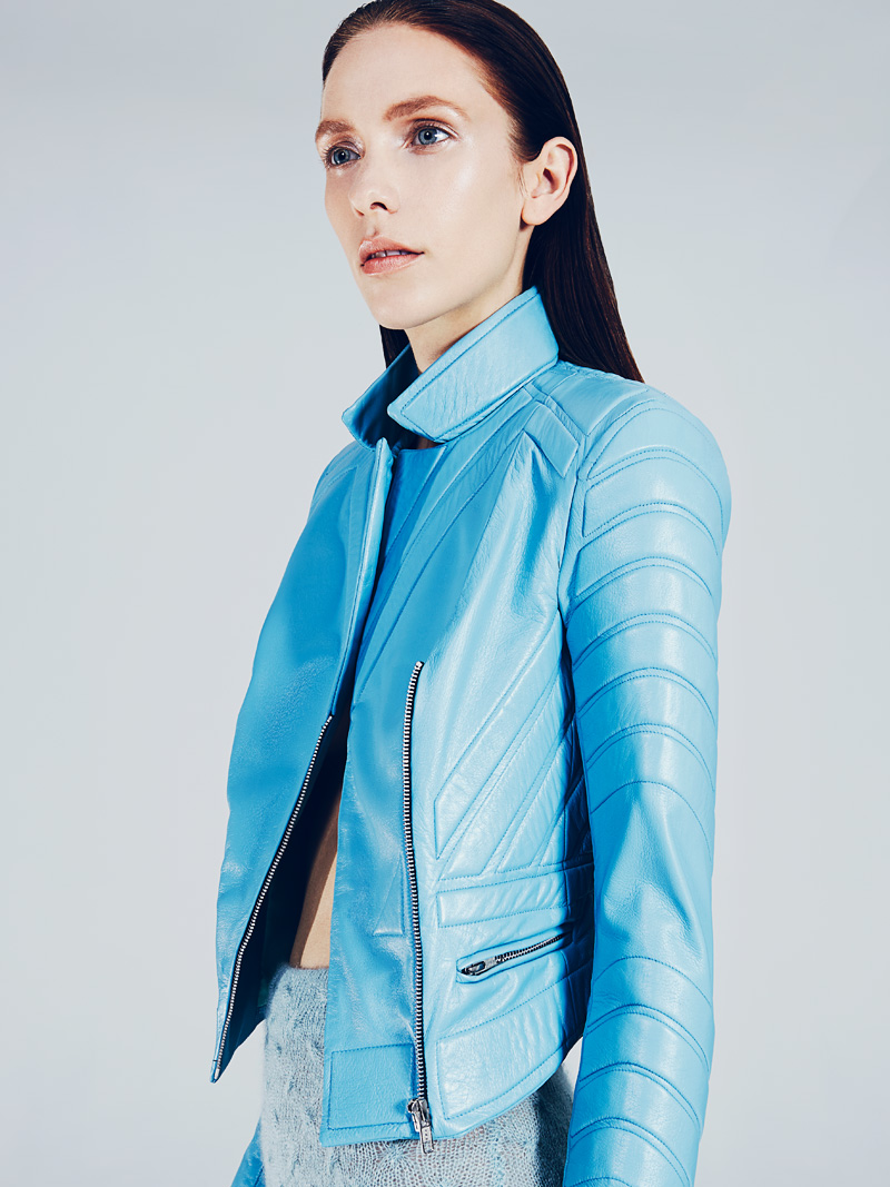 Mikhael Kale Spring/Summer 2014 Collection   Hildie Gifstad by Felix Wong