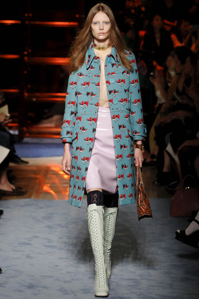 miu miu spring 2014 12 Miu Miu Spring/Summer 2014 | Paris Fashion Week