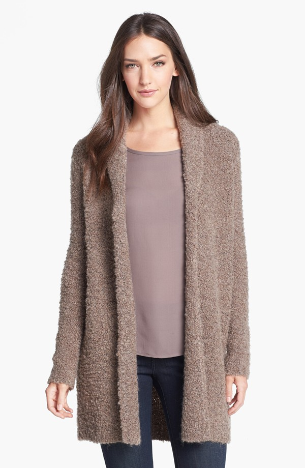 open duster Sweater Weather | 7 Sweaters for the Fall/Winter Season