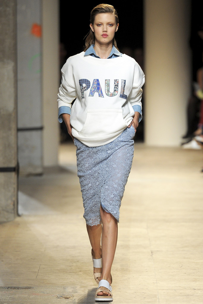 paul joe Paris Fashion Week Spring/Summer 2014 Day 8 Recap | Valentino, Alexander McQueen, Chanel + More