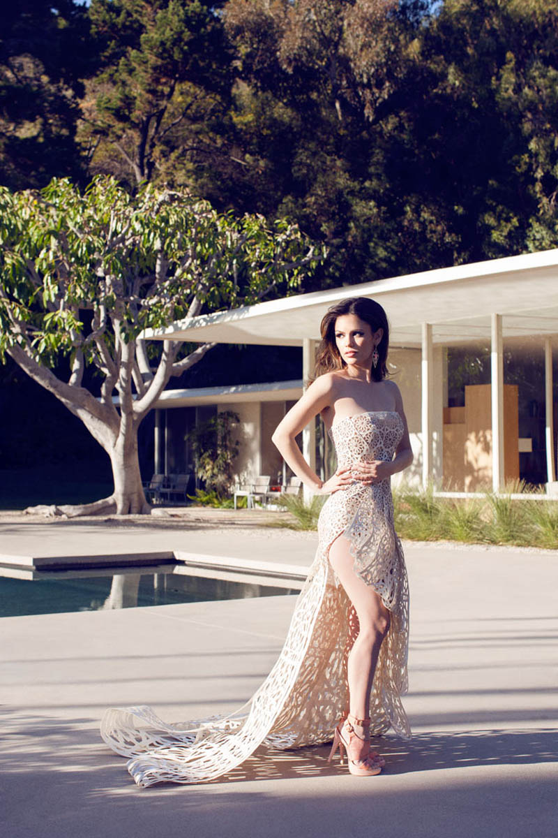 rachel bilson3 Rachel Bilson Poses for Frankie Battista in Marie Claire Mexico Cover Story