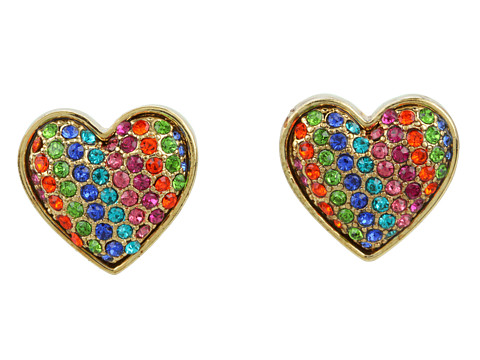 rainbow earrings Mod Style | From the 60s to Now