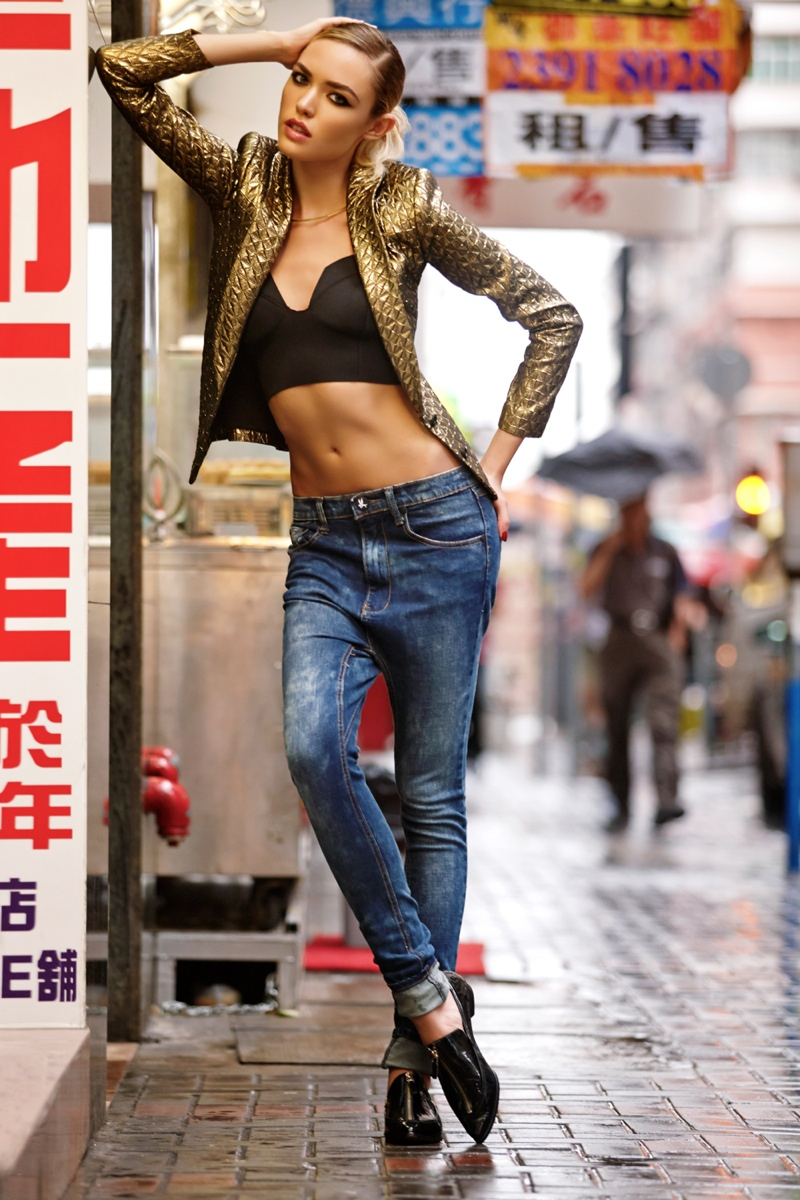 revolve hong kong3 Cora Keegan Heads to Hong Kong for REVOLVE Clothings Winter 2013 Lookbook