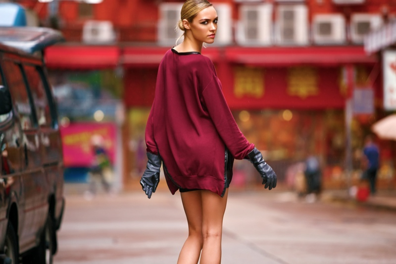 revolve hong kong5 Cora Keegan Heads to Hong Kong for REVOLVE Clothings Winter 2013 Lookbook