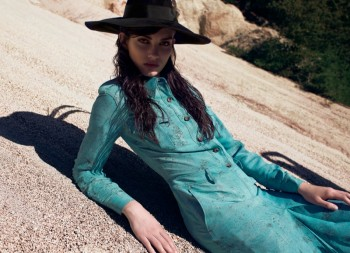 Dana Taylor Stuns in Purple Fashion Online for Stevie and Mada