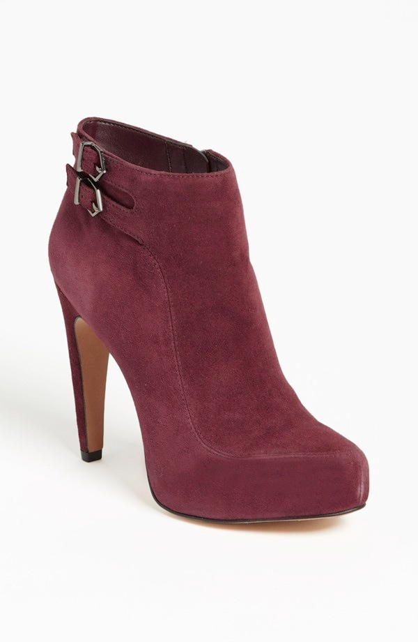 suede boot The Ankle Boot | Fall Essentials