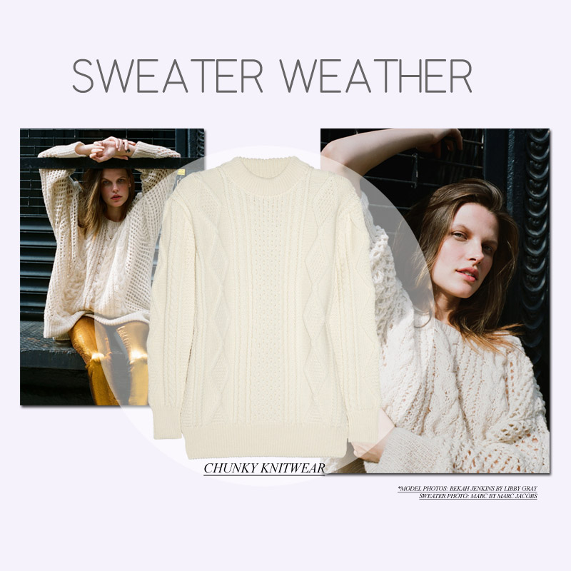 sweater weather Sweater Weather | 7 Sweaters for the Fall/Winter Season